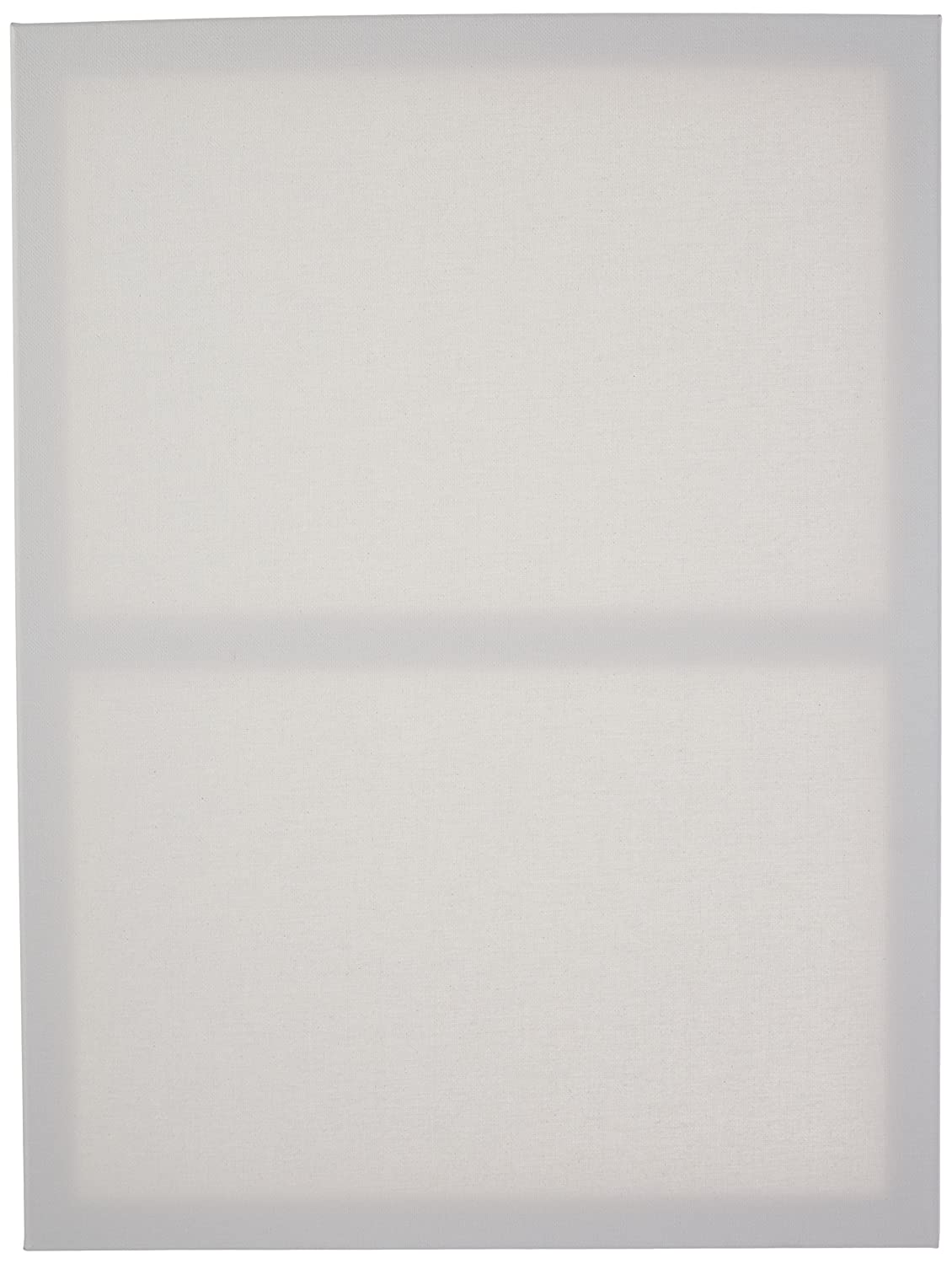 """Darice Studio 71 Medium Weight Traditional Stretched Canvas – 11"""" x 14"""" Canvas for Oil or Acrylic Paints, Triple Acrylic Primed Canvas on a Wood Frame"""