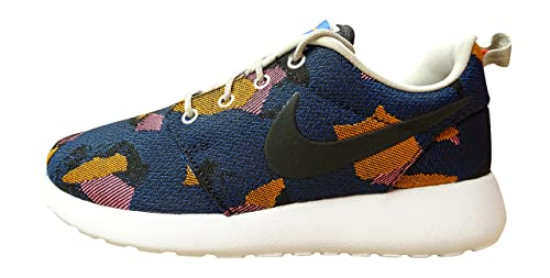 Nike Womens Roshe One JCRD Print Running Trainers 845009 Sneakers Shoes (US  5.5, game