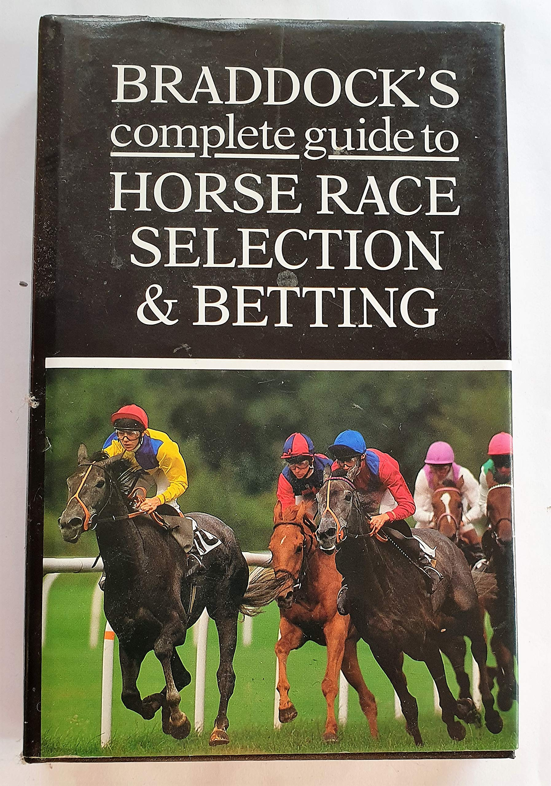 How to read horse betting bookshelf sport betting course