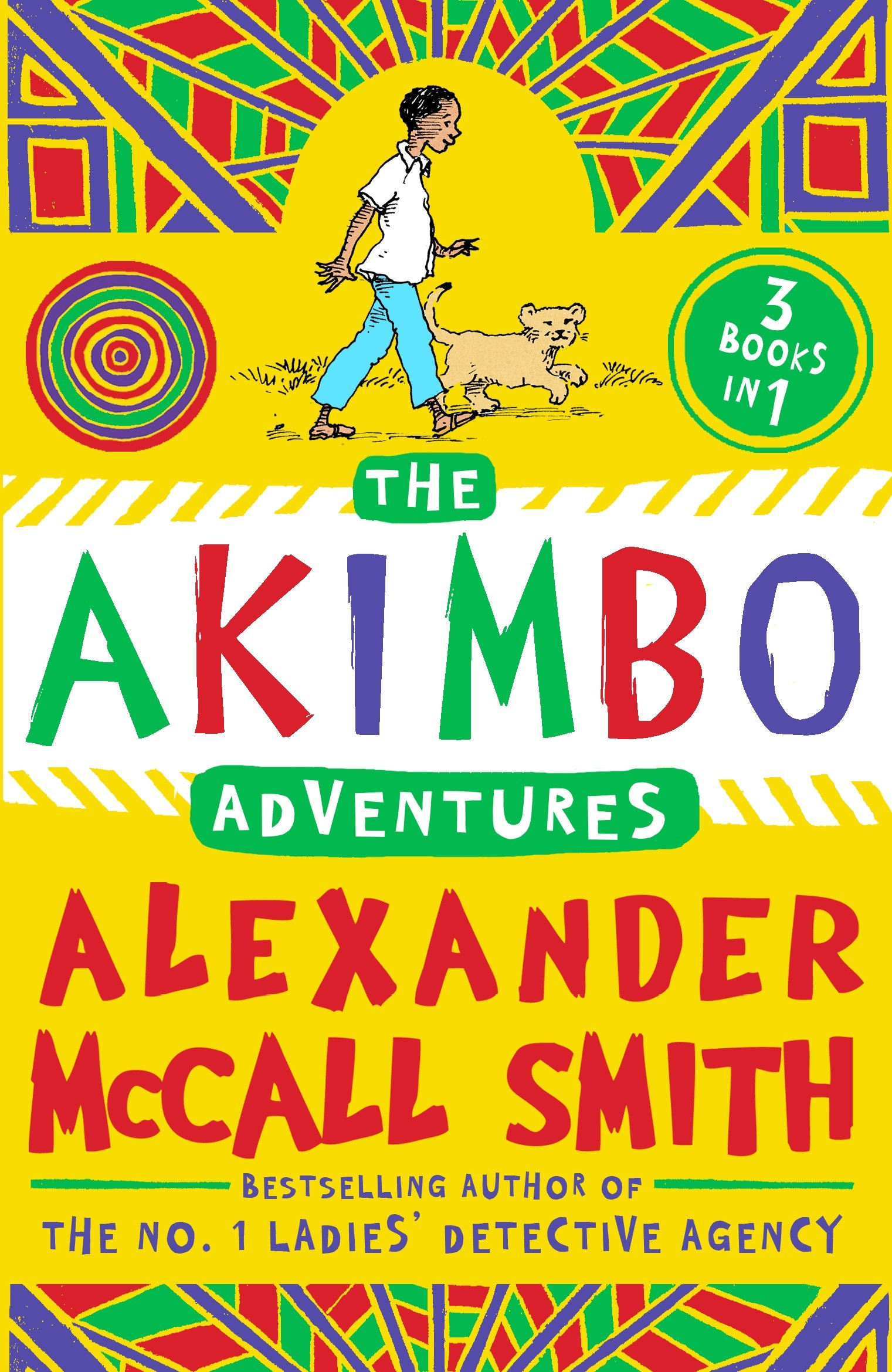 The Akimbo Adventures: 1: Amazon.co.uk: Smith, Alexander McCall:  9781405265348: Books