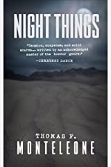 Night Things (English Edition) eBook Kindle