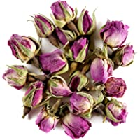 Damascus Rozenknop Bio - Gedroogde Rozenknopjes - Rozenknopje Rosa Damascena 100g