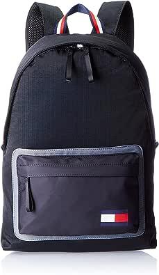 Tommy Hilfiger Fashion Backpack for Men - Black (AM0AM03590)