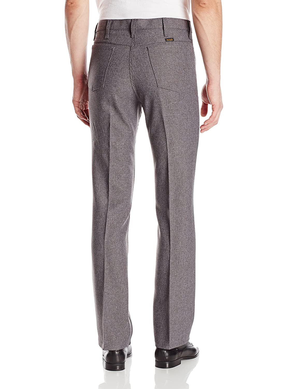 Wrangler Wrancher traje Regular Fit Jean, Heather Grey, 42 x ...