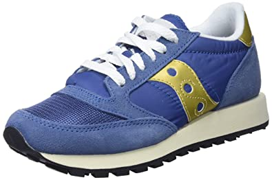 e8432eee Amazon.com | Saucony Womens Jazz Original Vintage S60368-30 Navy ...