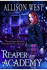Reaper Academy: A Dark Romance Alpha Kindle Edition