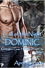 DOMINIC (Kensington Cove: Call of the Night Book 4) Kindle Edition