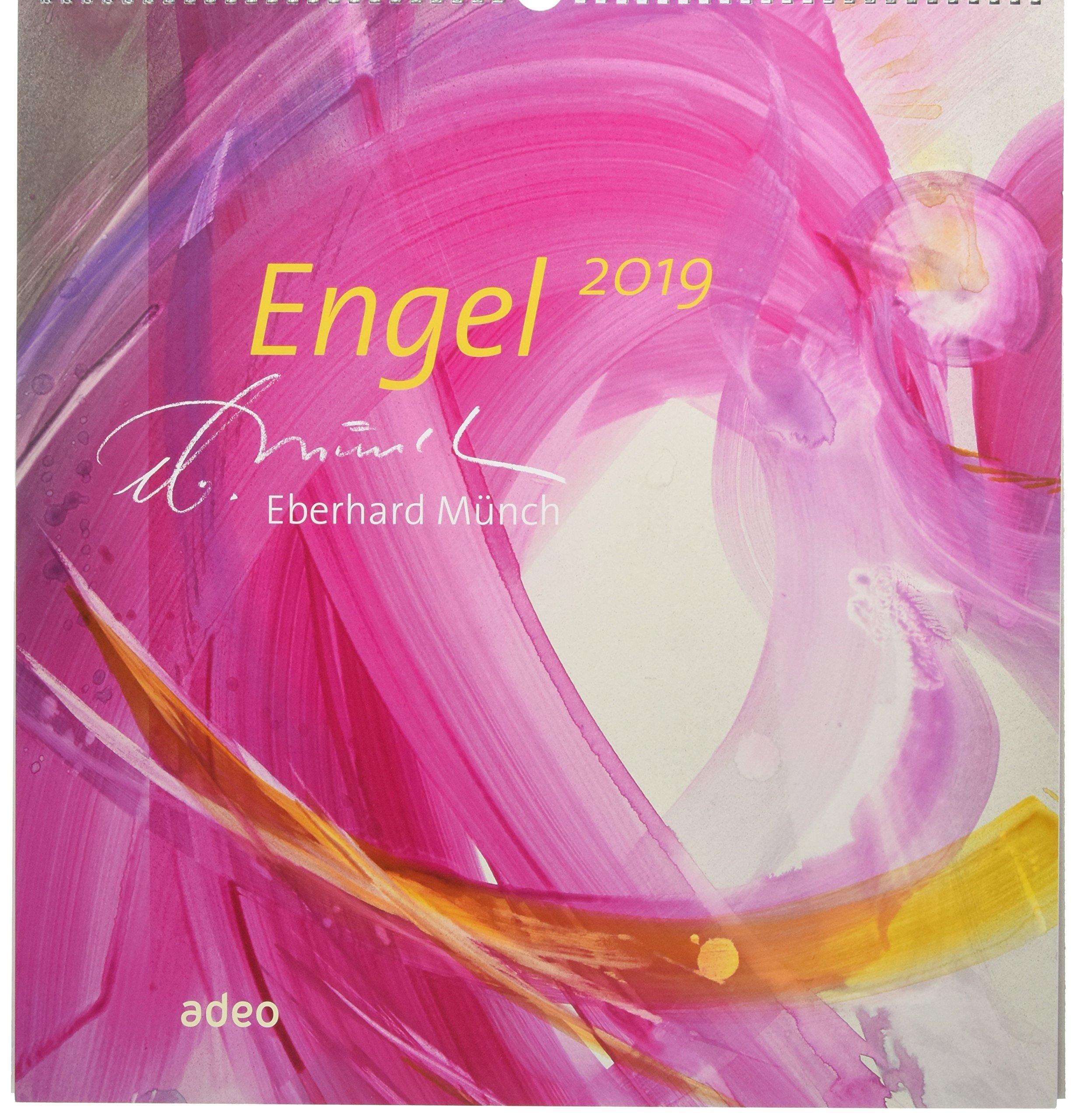Engel 2019 - Wandkalender