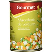 Gourmet - Macedonia De Verduras - 390 g