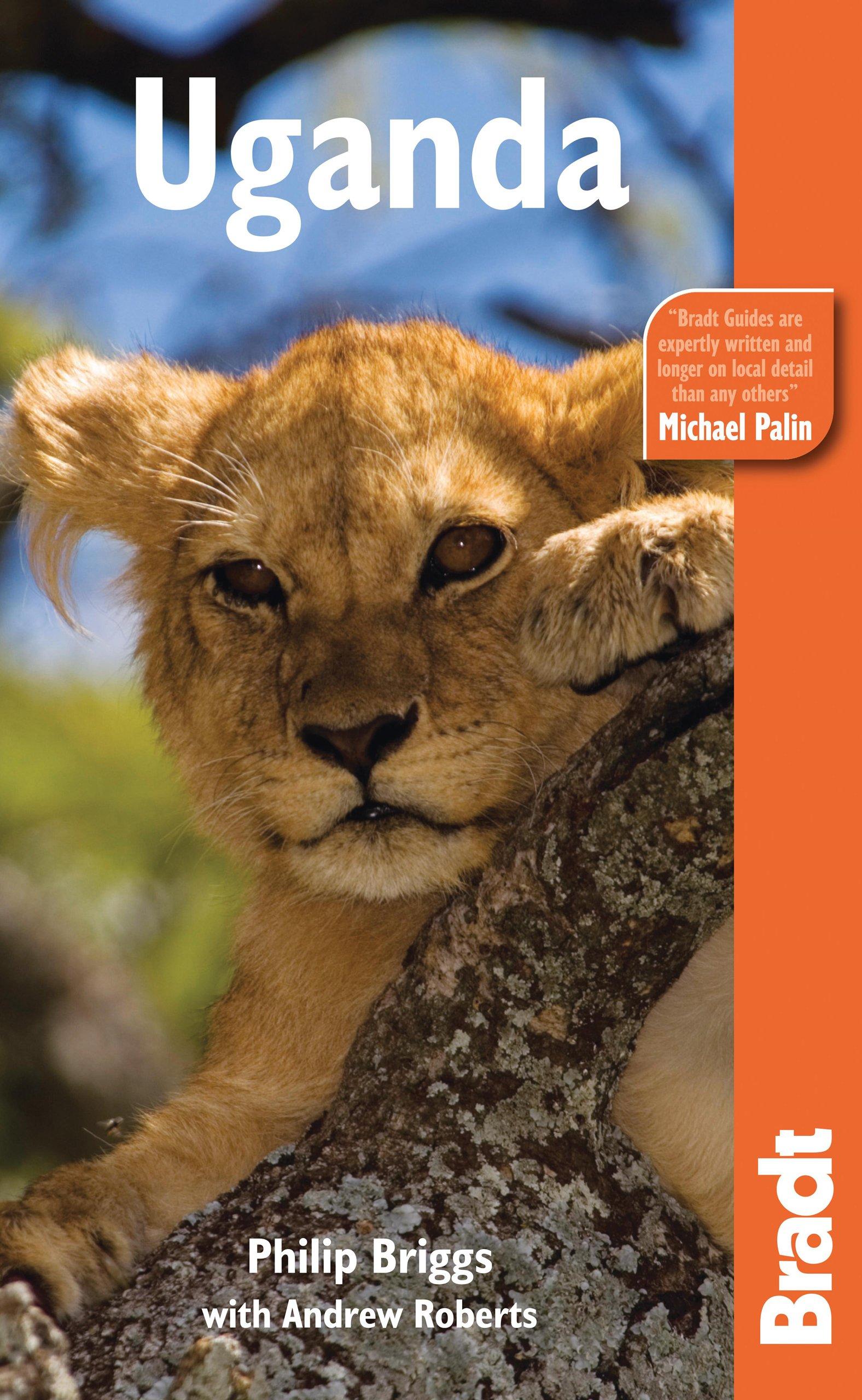 Uganda, 6th (bradt Travel Guide Uganda): Philip Briggs, Andrew Roberts:  9781841623092: Amazon: Books
