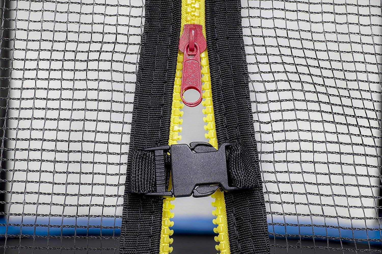Red Protectora de Reemplazo /Ø 244 305 366 427 cm KIDUKU/® S/ólo Red de Seguridad para Cama El/ástica de Jard/ín NO Incluye Cama el/ástica Completa