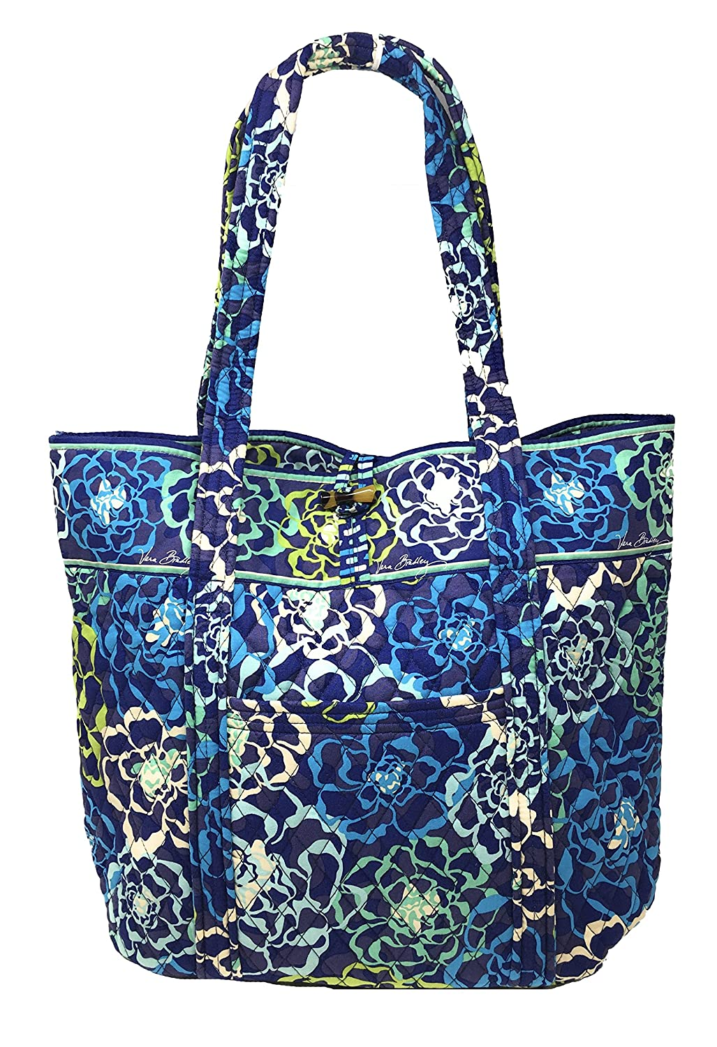 Vera Bradley Vera Tote [並行輸入品] B00WUEJXN4 Katalina Blues Katalina Blues