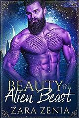 Beauty And The Alien Beast: A Sci-Fi Alien Fairy Tale Romance (Trilyn Alien Fairy Tales Book 3) Kindle Edition
