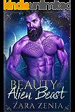 Beauty And The Alien Beast: A Sci-Fi Alien Fairy Tale Romance (Trilyn Alien Fairy Tales Book 3)