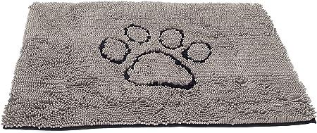 Dog Gone Smart Dirty Dog Doormat Grey Large Amazon Ca Pet Supplies