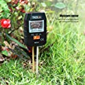 Tacklife 3-in-1 Soil Moisture Meter