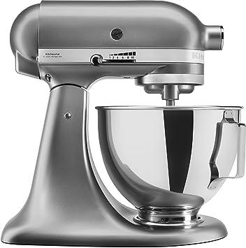 Amazon De Kitchenaid 5ksm95psecu Kuchenmaschine 4 3 L