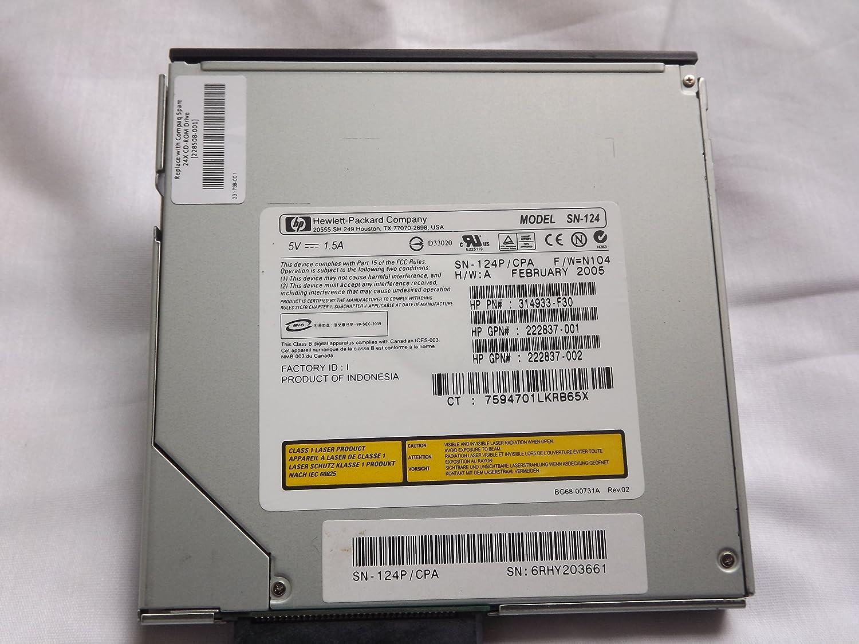 222837-001 HP 24X SLIM CD ROM