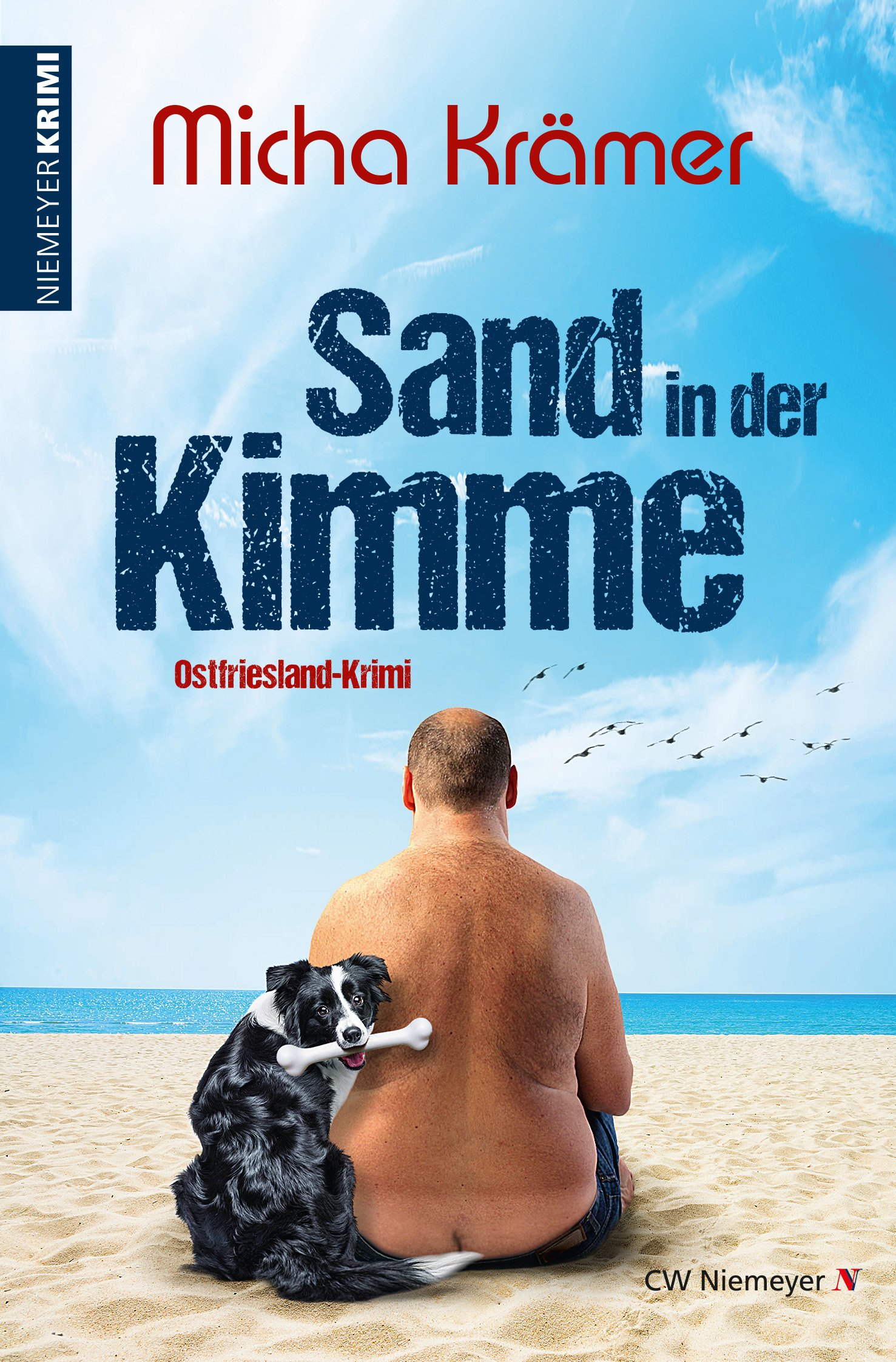 Sand in der Kimme: Ostfriesland-Krimi: Amazon.de: Micha Krämer: Bücher