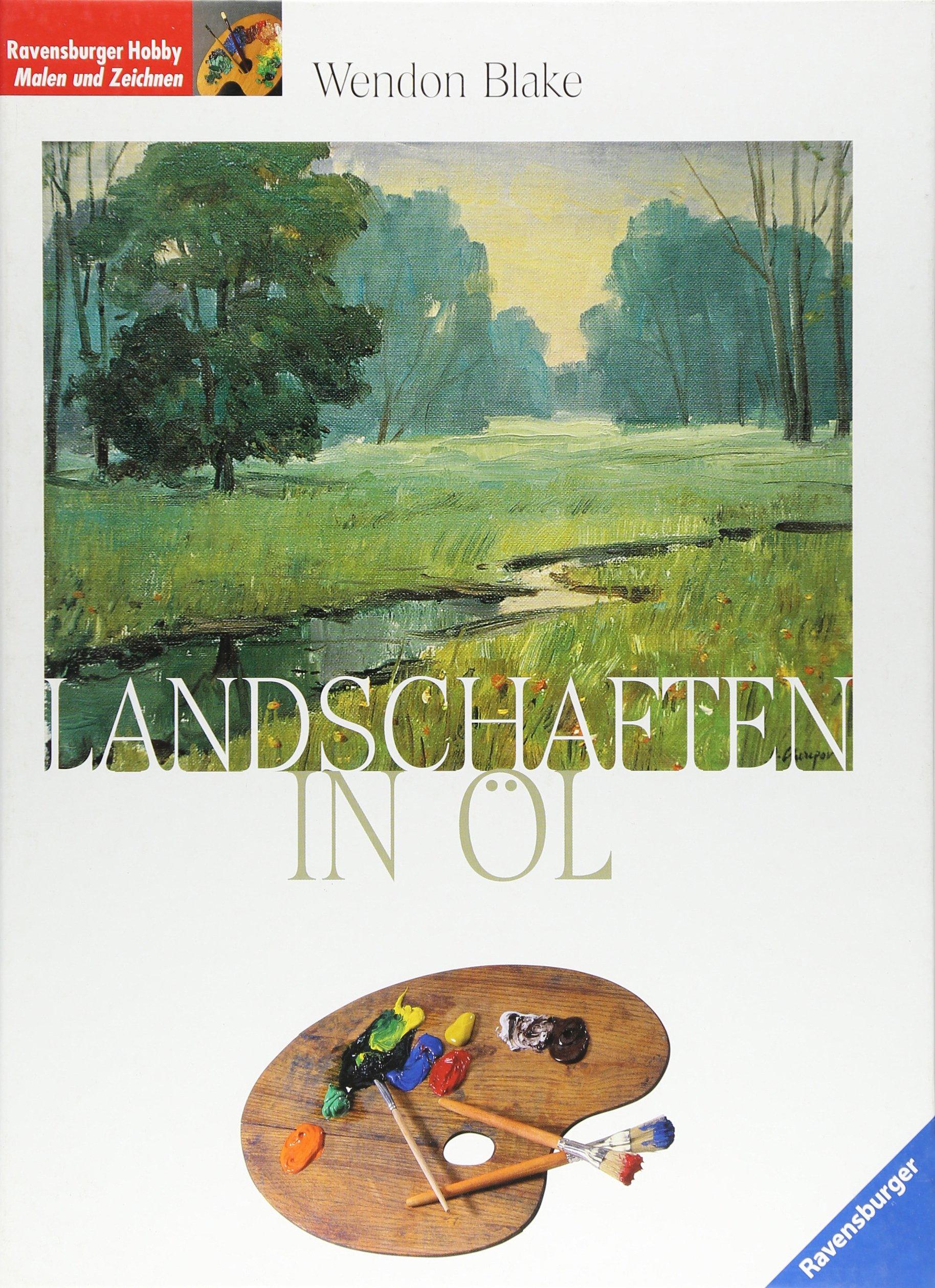 Landschaften in Öl