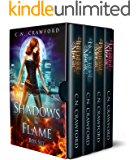 Shadows & Flame Complete Boxed Set: Demons of Fire and Night Novels