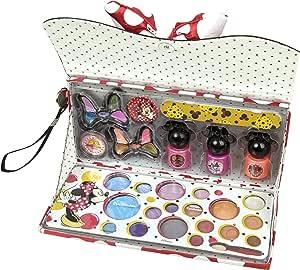 Minnie Mouse - Clutch de maquillaje (Markwins 9515710): Amazon.es: Juguetes y juegos