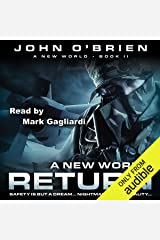 RETURN: A New World: Book 2 Audible Audiobook