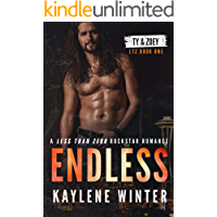 ENDLESS (Less Than Zero Series Book 1): A Steamy, Angst-Filled, Love-at-First-Sight, Second Chance, Coming-of-Age…