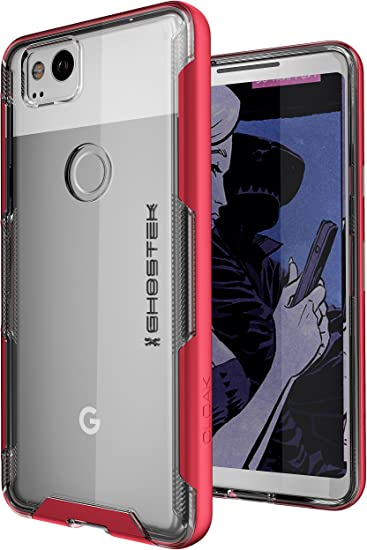 6.0 inch 2017,Purple Google Pixel 2 XL Case,Pixel 2 XL Case with Kickstand Hybrid Rugged Shockproof Slim Dual Layer Armor Hard PC Back TPU Bumper Protective Phone Case Cover for Google Pixel 2 XL
