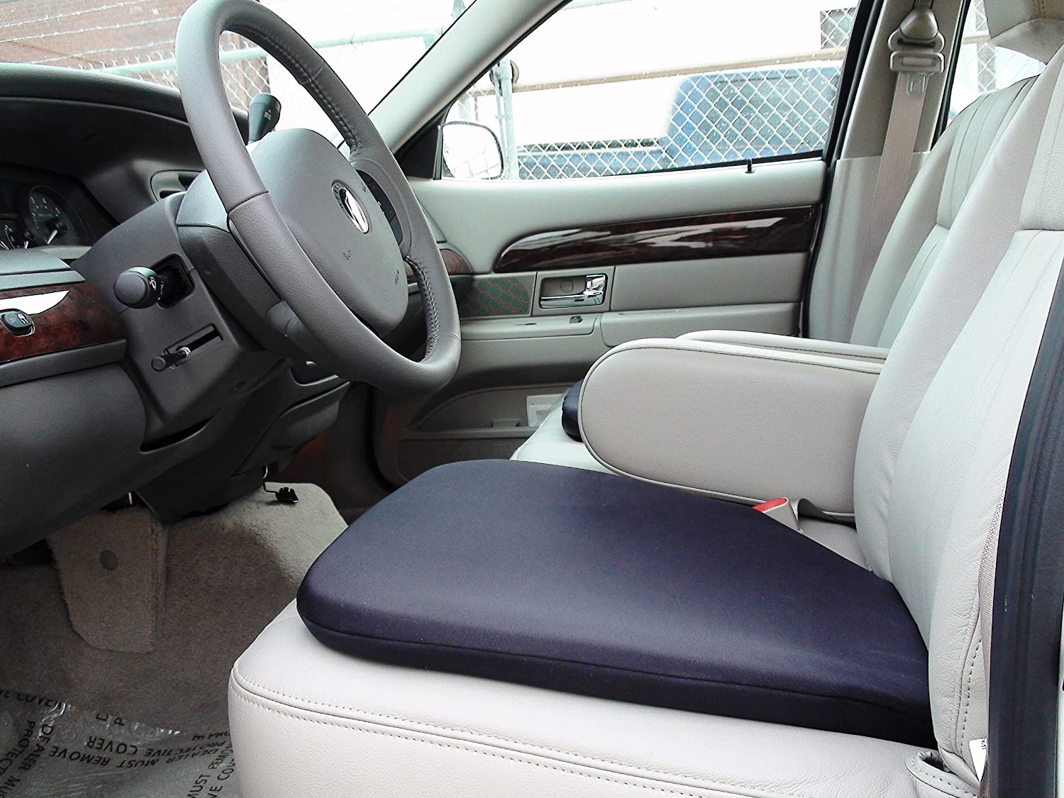 Amazon.com: CONFORMAX Anywhere, Anytime Gel Car/Truck Seat Cushion
