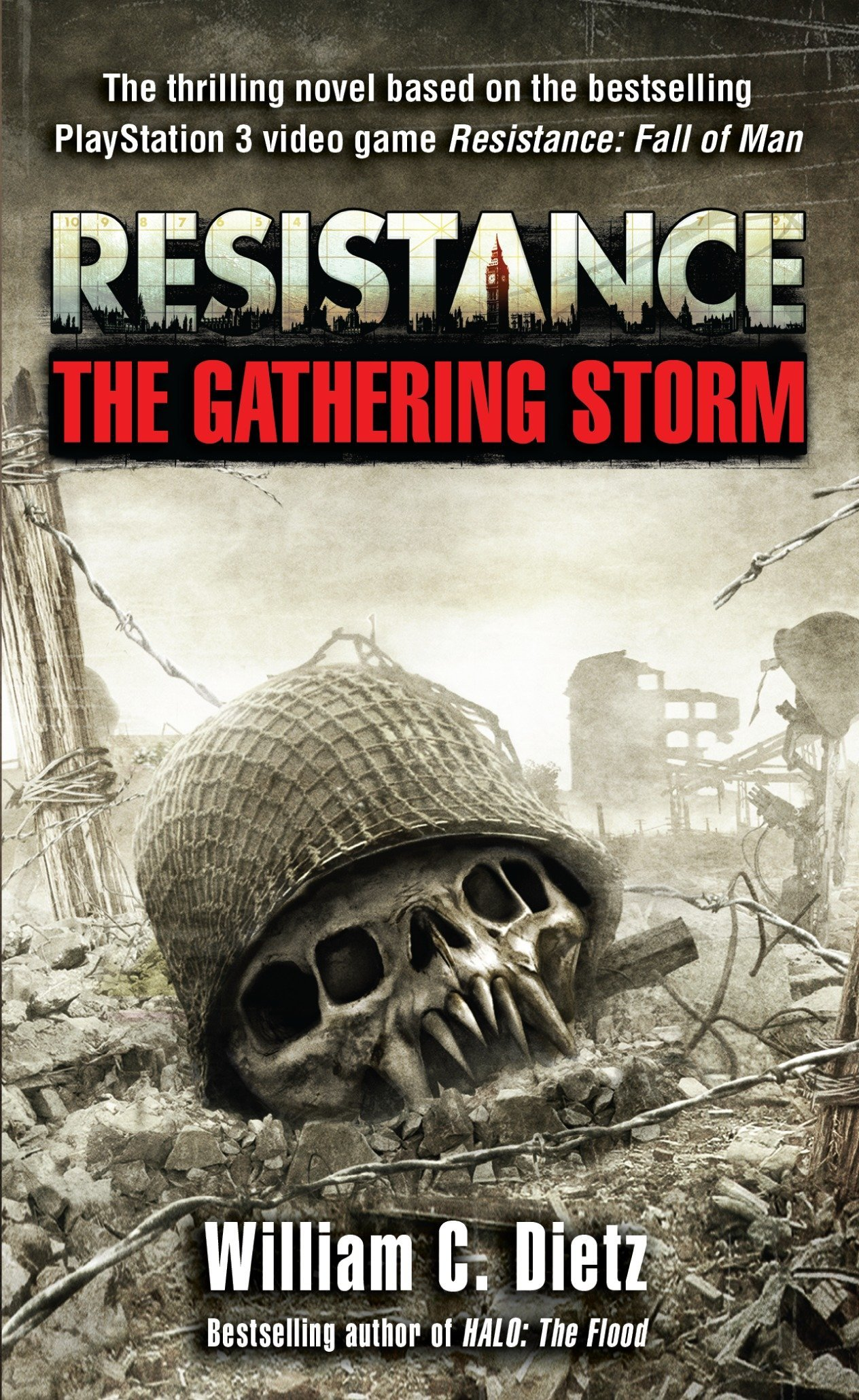 The Gathering Storm (Book One of The River Rising Trilogy 1)