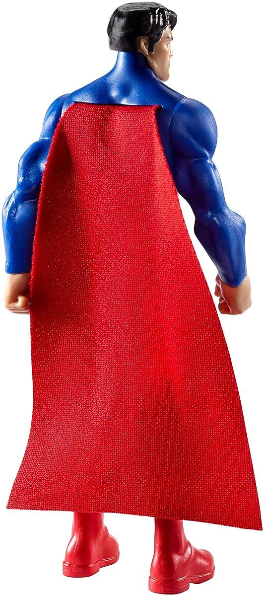 """DC Comics Justice League Action Superman Classic Figure, 6"""""""