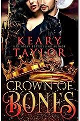 Crown of Bones: Blood Descendant Universe (Crown of Death Book 4) Kindle Edition