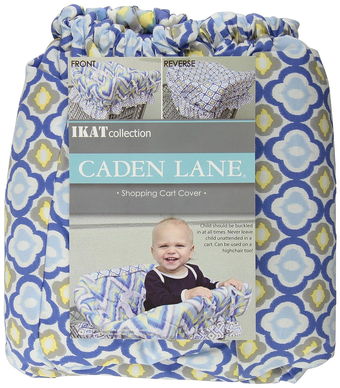 Caden Lane Chevron Shopping Cart Cover, Blue, One Size 1BCHEVSCC