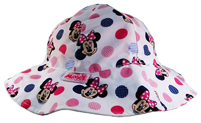 Disney Minnie Mouse Bucket Hat  6014   Amazon.co.uk  Clothing 4f796ff9f08
