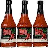 Red Devil Hot Sauce 12 oz. (3-Pack)