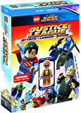 LEGO: Justice League - Attack of the Legion of Doom (includes Trickster LEGO Minifigure) [2015] [Region Free]