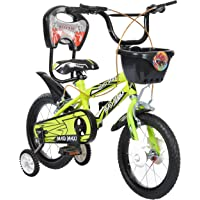 Mad Maxx Steel Kid's Single Speed Road Cycle, 14 Inches