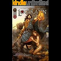 Lochlann Vol 1: Guerreiro do Crepúsculo Negro  (Capa Variante)