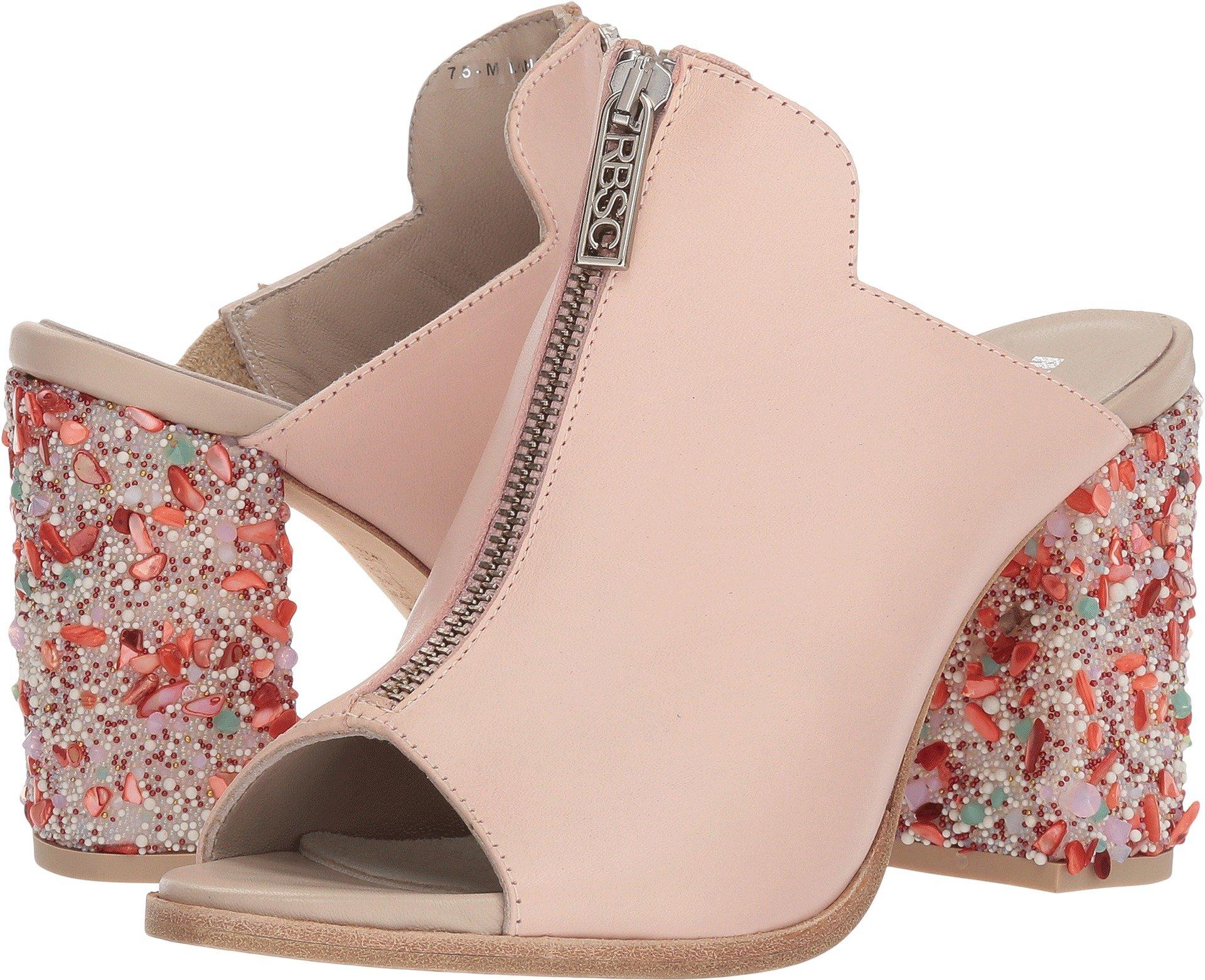 Right Bank Shoe Co¿ Women's Lana Heel Nude 7.5 M US
