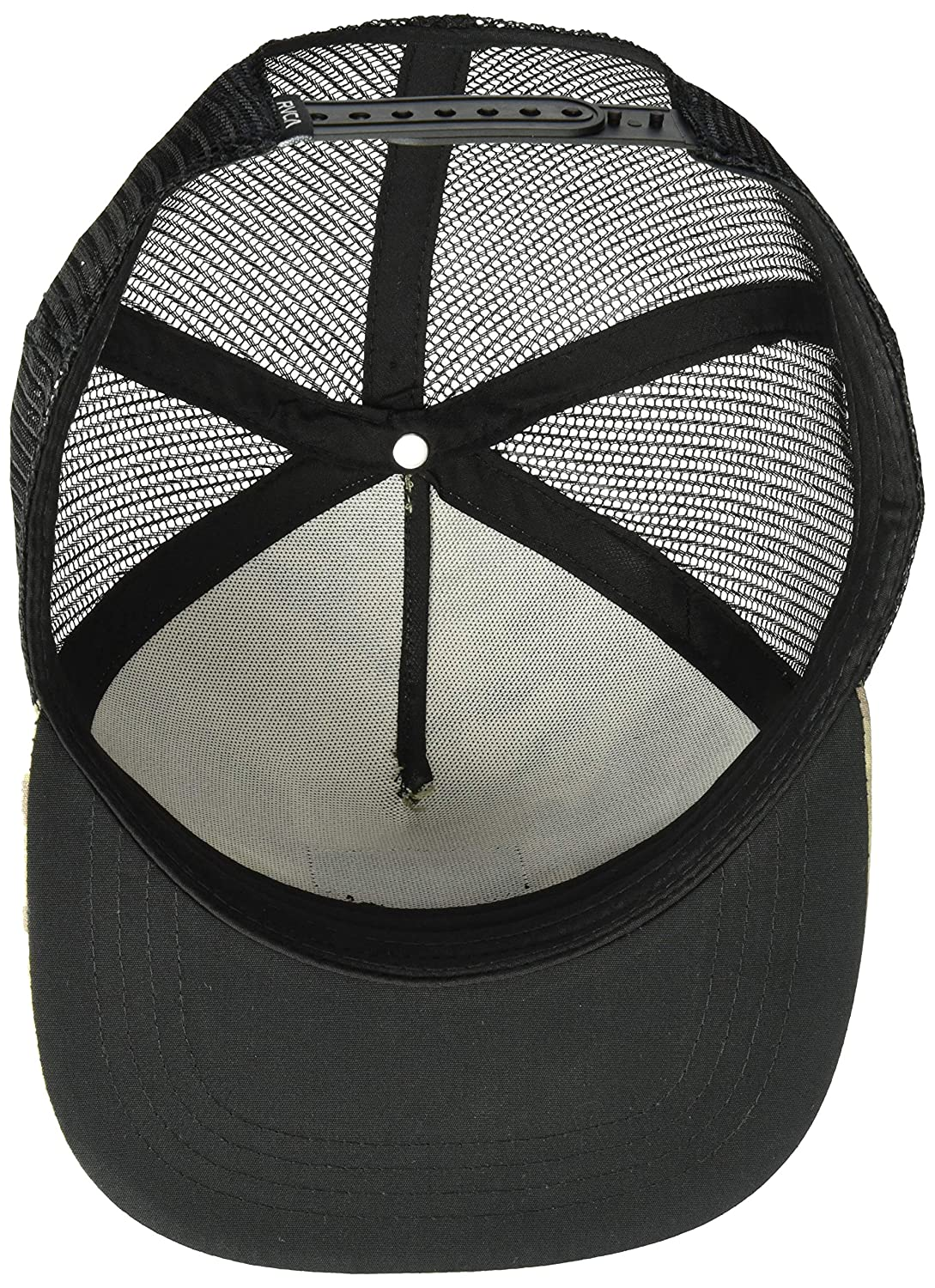 decd562eade5e ... where can i buy rvca mens hawaii hex patch trucker hat black one size  mahwqrhh dc309