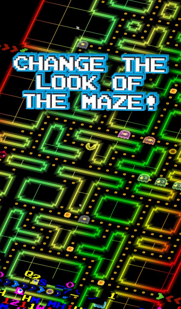 PAC-MAN 256 (APK) - Free Download