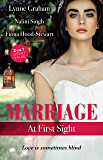 Marriage At First Sight/Jewel In His Crown/Craving Beauty/The Society Bride (Latin Lovers)