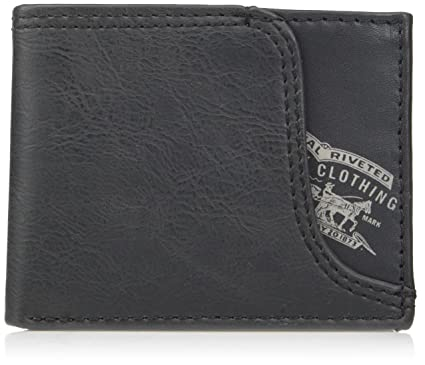 aa942a218a4 Levi s Men s Leather Passcase Wallet