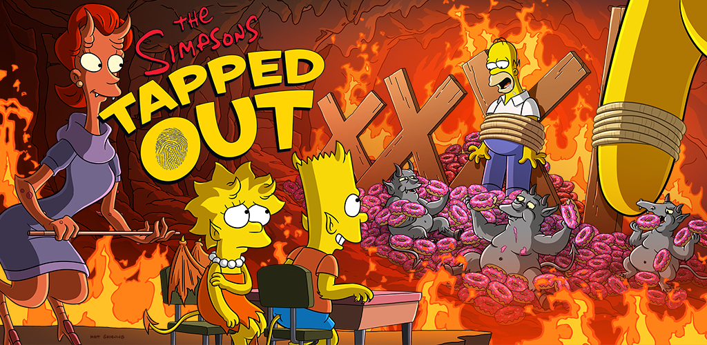 Amazon Com The Simpsons Tapped Out Appstore For Android