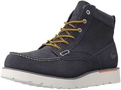 Nike kingman leather ACG all conditions gear mens boots 525387 448 walking  hiking casual shoes sneakers cfa21b02c47a