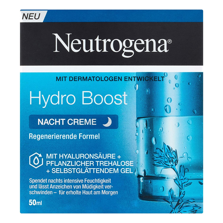 Neutrogena Hydro Boost Crema De Noche - 50 ml.