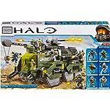 Mega Bloks - 97381 - Jeu De Construction - Halo - Unsc Eléphant