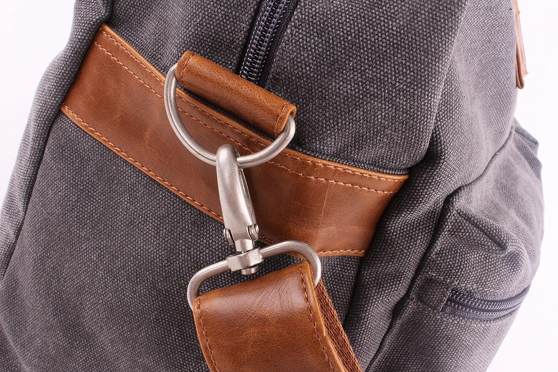 Kidzroom 030-8094/_grey Fashionable Sac /à Couche