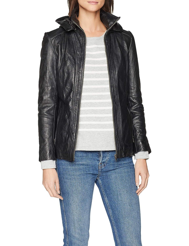 Size 3X-Large Urban Leather SK1 Women Jacket Black